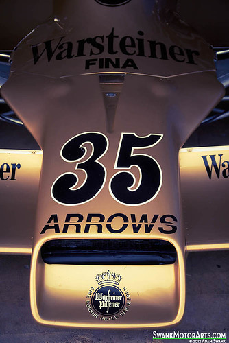 1978 Arrows FA1 by autoidiodyssey