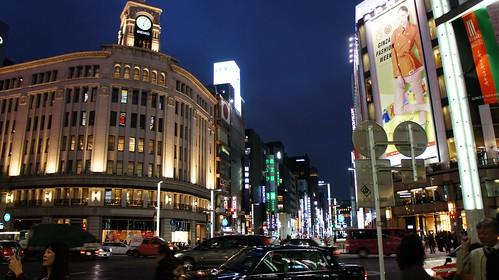 Cruce de Ginza