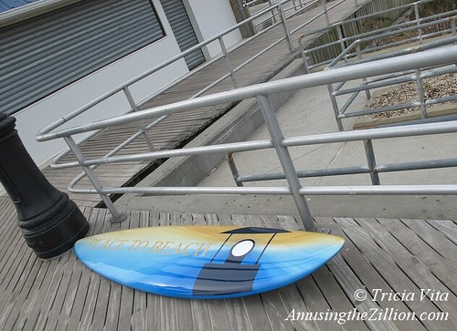 Surf's Up on the Boardwalk?