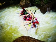 White Water Rafting @ Kuala Kubu Bharu