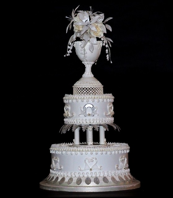 Victorian Wedding Cakes Pictures