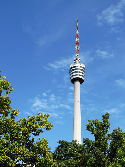 First TV Tower of the World now closed