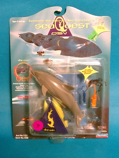 Darwin the Dolphin from Seaquest
