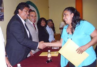 19/09/2011 Reconocen GTV y JRL a trabajadores de los SSO