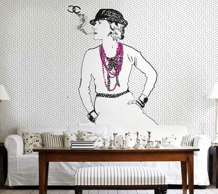 Pixers: Coco Chanel