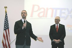 HASC leaders visit Pantex