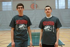 Table Tennis Doubles Champs | Spring 2013