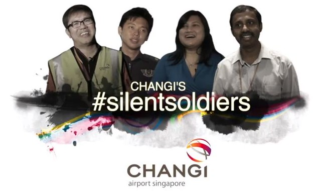 Changi Airport's #SilentSoldiers  - Alvinology