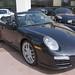2011 Porsche 911 Carrera S Cabriolet Basalt Black on Black 6spd in Beverly Hills @porscheconnection 1169