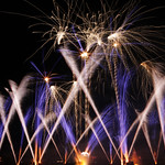 Image of fireworks from Flickr
