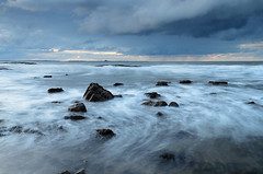 Seascapes at Bamburgh - Northumberland104 [Explored]