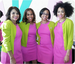 Mitchell Sorors at 79th Central Regional Conference