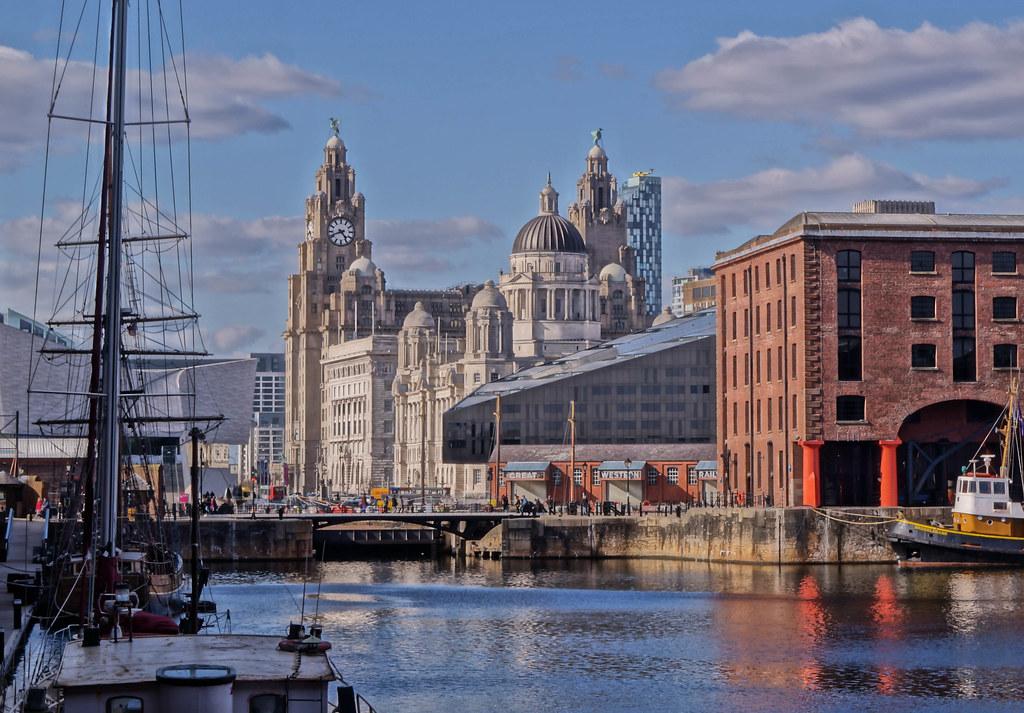 Günstige Sprachreisedestinationen: Liverpool