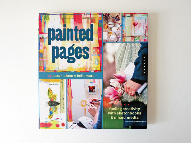 Book Beauty Monday : Painted Pages