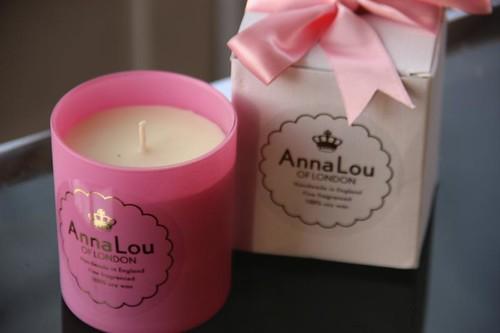 Anna Lou candle