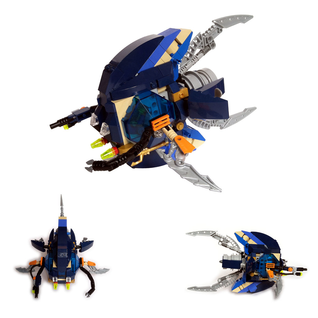Telephone Underwater Fighter | My Iteration of the Unholy Ma