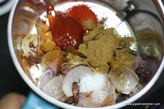mushroom masla