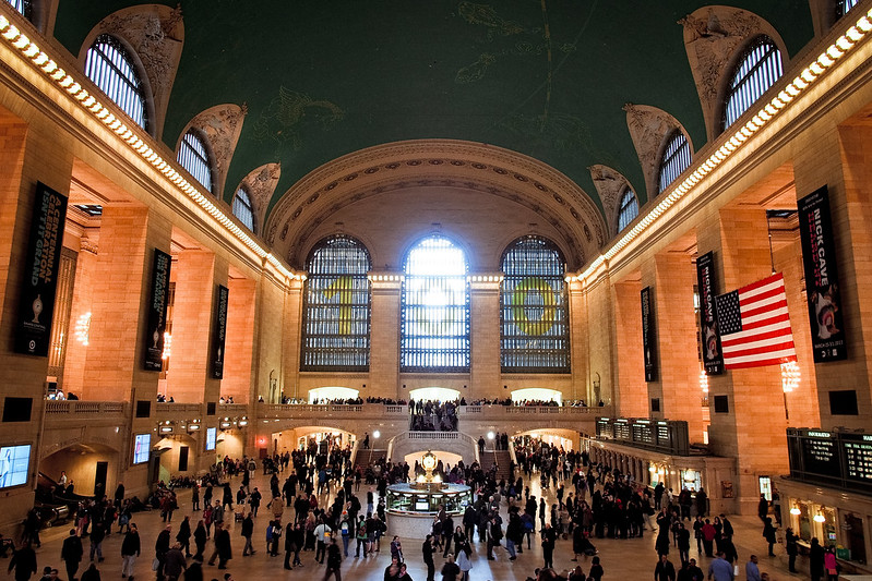 Grand Central Terminal|New York