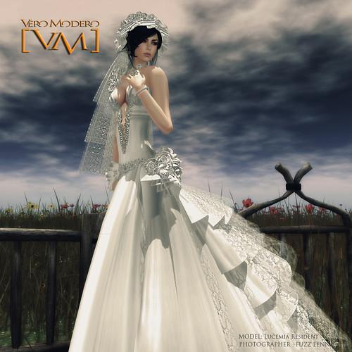 [VM] VERO MODERO Spring Bridal by Bouquet Babii