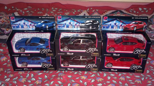 Tipidpc Com Petron S Passion For Porsche Toy Car Promo