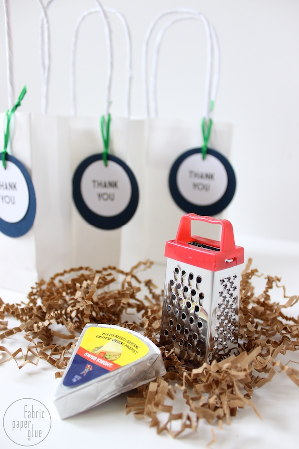 DIY Shower Favors 3