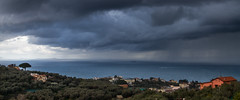 Bad weather Sorrento