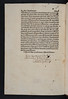 Ownership inscription in Aristoteles: Opera [Latin]