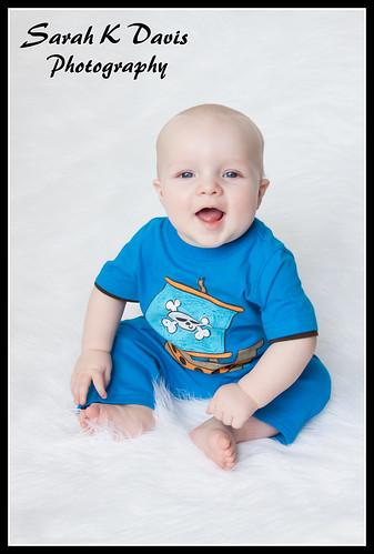 Elias 9 Month Mini