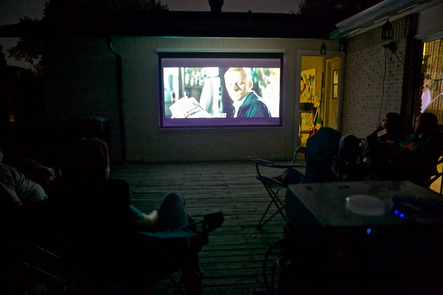 First Backyard movie of the year 1