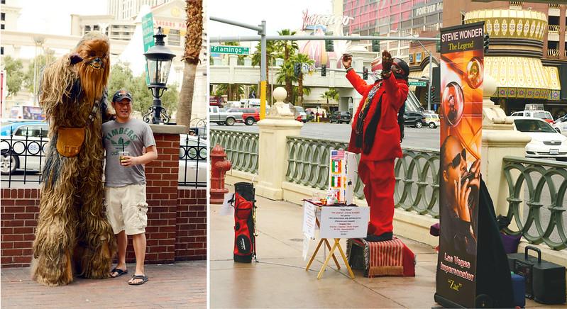Street Personalities