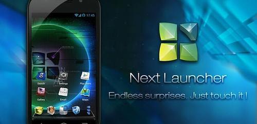 華麗介面 Next 桌面 (Next Launcher) @3C 達人廖阿輝