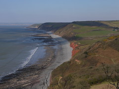 South West Coast Path Section 8