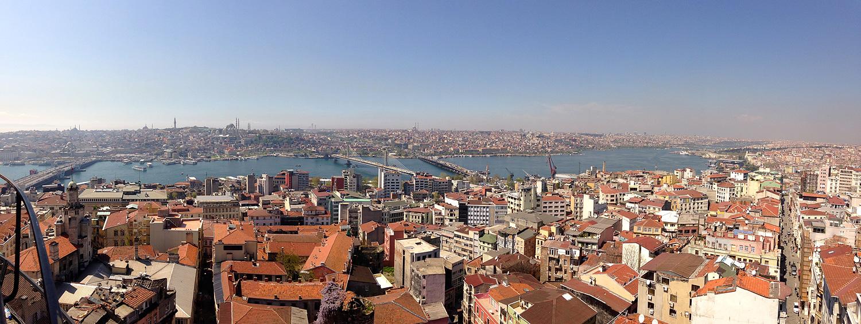 Istanbul-Panorama