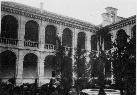 Monasterio de San Bernardo © Fondo Rodríguez. Archivo Histórico Provincial. JCCM. Signatura 01A-237