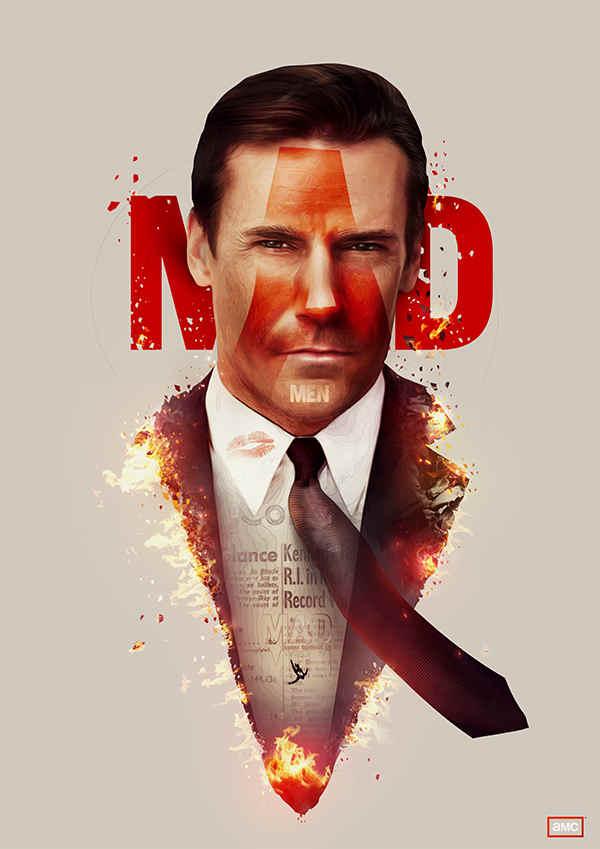 posters de series de televisión