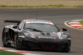 Bhai Tech Racing McLaren MP4-12C