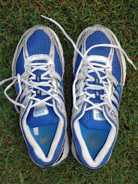15/4/2013 Running Shoes from Flickr via Wylio