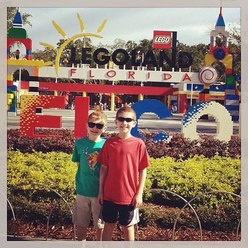 Legoland!!!