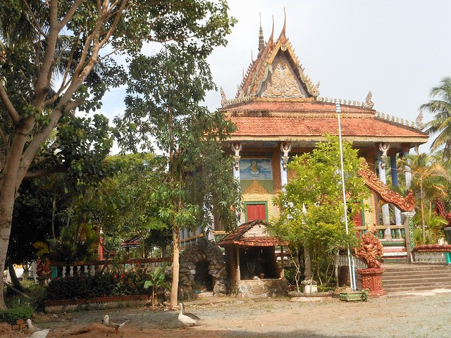 Buddhist Temple Pagoda near, Nikon COOLPIX S6100