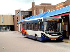 Stagecoach in Chester 37441 - SN16 ORZ