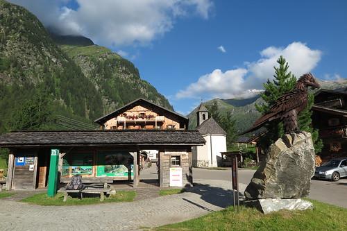 Wanderung Neue Prager Hütte am 30.07.2016