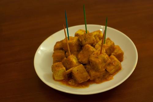 Buffalo Tofu!