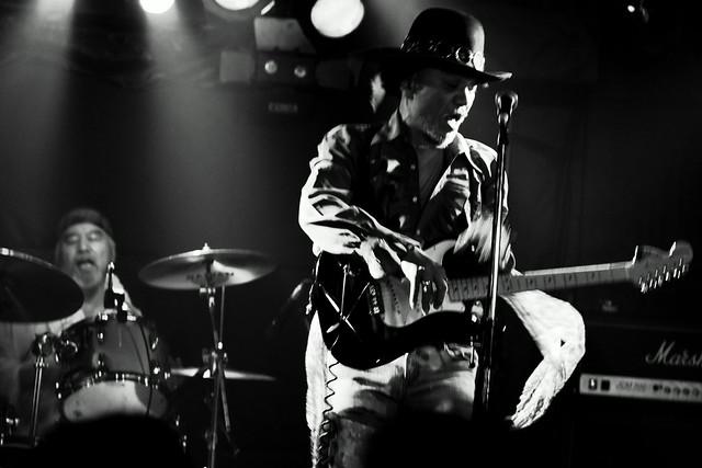 JIMISEN live at Outbreak, Tokyo, 25 Jan 2013. 428