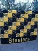 Steelers Quilt 2