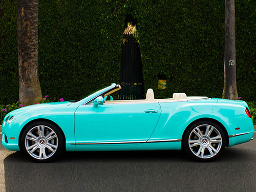 2013 bentley continental gtc v8 tiffany blue beverly hills edition pinterest cars motorcycles. Black Bedroom Furniture Sets. Home Design Ideas