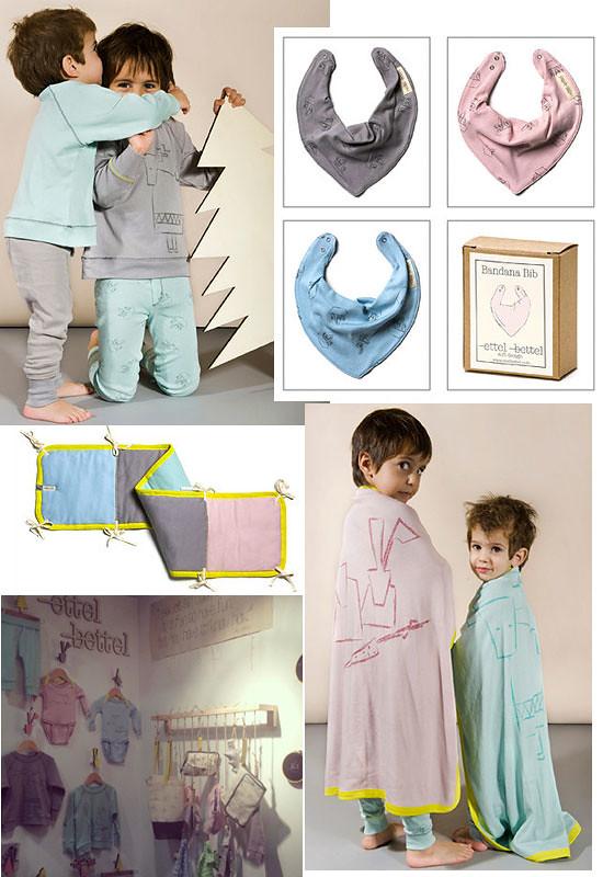 Ettel Bettel, moda y complementos infantiles