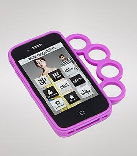 Rebecca Knuckle iphone