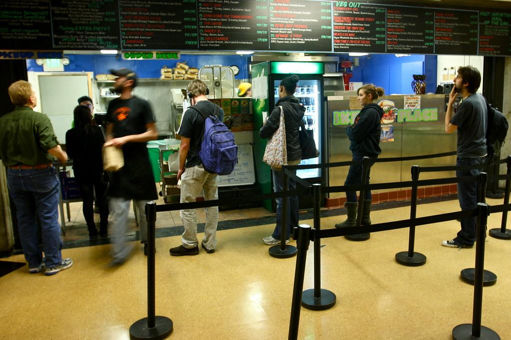 Restrictive Dieters Split On Campus Food Options Golden Gate Xpress