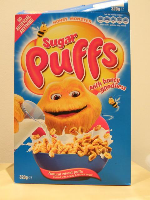 Sugar puffs | Flickr - Photo Sharing!