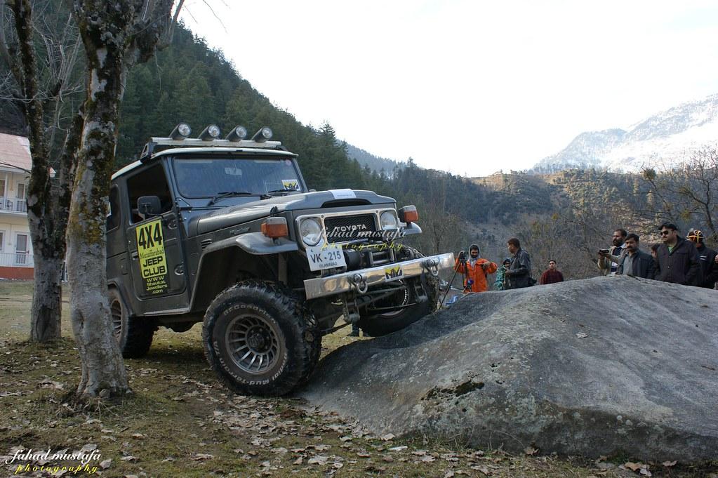 Muzaffarabad Jeep Club Neelum Snow Cross - 8468199091 43a09e2535 b